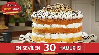 Muzlu Pasta - Pastane Pastası Gibi - 30 Gün 30 Tarif