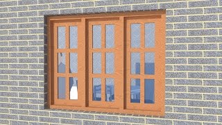 autocad 2d & 3d bangla Tutorial Window part-3 (অটোক্যাড বাংলা )