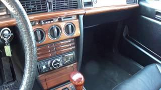 mercedes 190 2,5 turbo  diesel w201 x2  sportline violine et normal grise interieur cuir