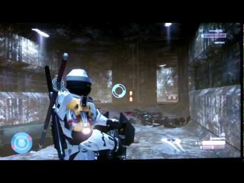 AkajiCZ How to Survive a ZOMBIE Attack in HALO 3