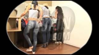 El Camarín De Las Bailarinas De Pasion: Parte 1