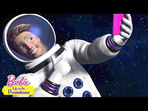Missie naar de maan | Barbie