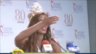 Ariadna Gutiérrez nos confiesa qué sintió cuando ganó la corona de Señorita Colombia