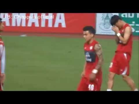 Xxx Mp4 Charyl Chappuis Osotspa Saraburi FC Vs Suphanburi FC 15 Oct 2014 3gp Sex