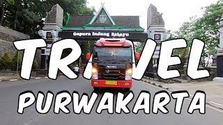 PURWAKARTA TRAVEL ARSA HOLIDAY BEHIND THE SCENE - CARVLOG SEWA ELF