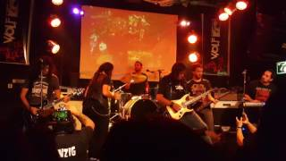 WATCHMEN ft. Luiyi Black Side - The Gypsy (Wolf Banfield 2017)