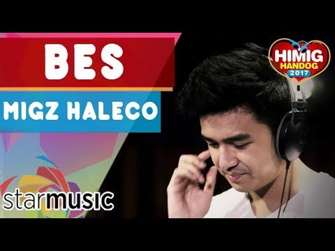 Migz Haleco - Bes (Official Recording Session)