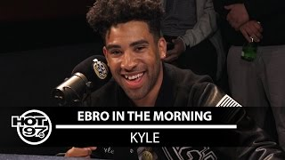 Kyle Explains Why He Was Scared of The Morning Show, & Denzel Washington Biting off his Dad