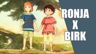 Sanzoku no musume Ronja [Ronja Rovardotter x Birk Borkason]