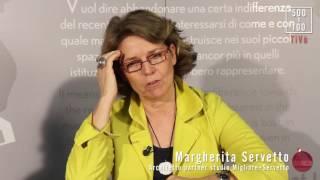 500x100TALK   Giorgio Tartaro con Margherita Servetto