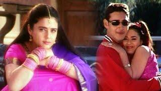Raja Kumarudu Movie    Ramasakkanodamma Full Video Song    Mahesh Babu, Preity Zinta