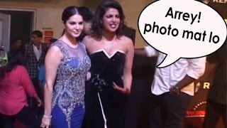 Priyanka afraid of Sunny Leone's dirty past ?