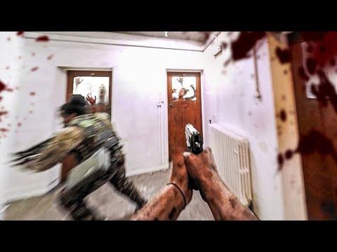 Intense Zombie Action POV - Last