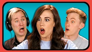 YouTubers React to YouTube Announcing YouTube TV