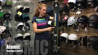 Atomic Vantage X 80 CTi 2018 Ski Review
