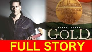 Akshay Kumar movie GOLD FULL STORY LEAKED | India's First Olympic Gold Medal 1948 | Kishan Lal