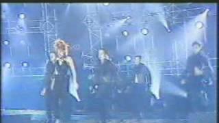 Mylène Farmer NRJ music awards 2000 (Optimistique-moi live)
