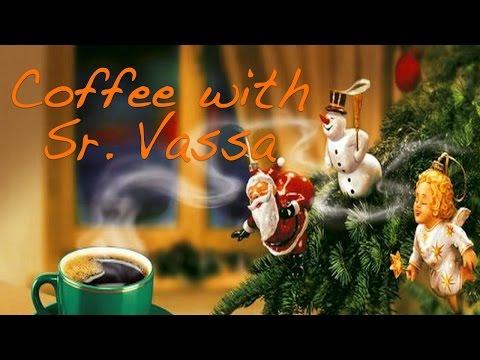 Coffee with Sister Vassa Ep.17 (Christmas / Рождество Христово/Χριστούγεννα)