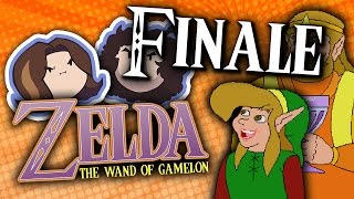 Zelda The Wand of Gamelon: FINALE - PART 24 - Game Grumps