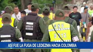 Se fugó gracias a ausencia del Sebin en su casa: opositor narró cómo fue la huida de Ledezma