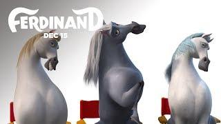 Ferdinand | Straight From The Horses Mouth: Three Beautiful Horses | 20th Century FOX