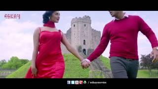 Brishti Bheja Full Song   Aashiqui   True Love   Bengali Movie 2015   Ankush   Nusraat Faria