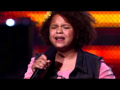 Rachel Crow If I Were A Boy Beyoncé cover The X Factor USA Boot Camp