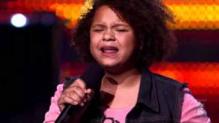 Rachel Crow - If I Were A Boy (Beyoncé cover) - The X Factor USA - Boot Camp
