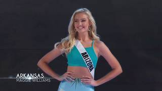 2019 MISS TEEN USA Preliminary Competition