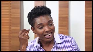 I AM DEAF IN MY RIGHT EAR - ANNIE IDIBIA
