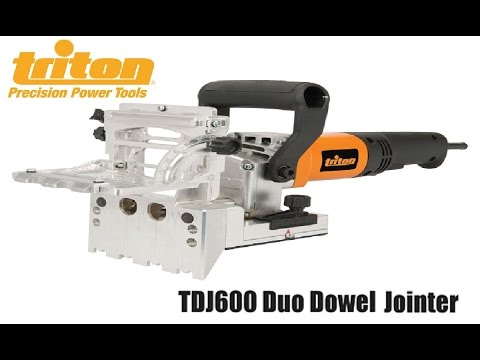 Triton Dowel Jointer