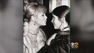 Debbie Reynolds Dies At 84, 1 Day After Daughter Carrie Fisher