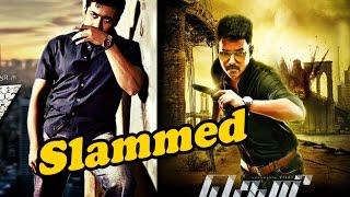 Surya Slammed With Vijay   Vijay Theri Movie   Surya 24 Movie - entertamil.com