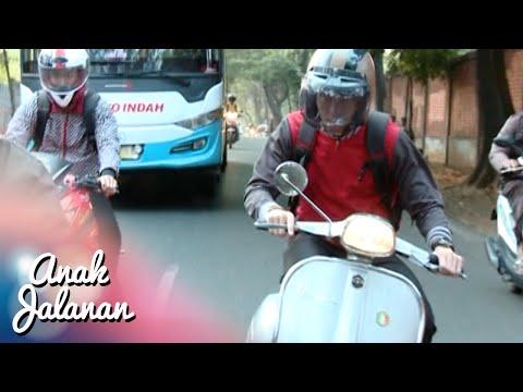 Boy balapan sama Raya dan Haikal demi surabi Bandung [Anak Jalanan] [02 Nov 2015]