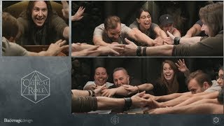 Critical Role - The New Table setup *SPOILERS EP101*