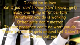 Ne-Yo - One In a Million lyrics