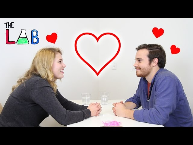 36 Questions That Make Strangers Fall In Love (The LAB)