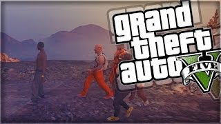 GTA 5 | The Tour of Mt. Chiliad (GTA V Online Funny Moments)