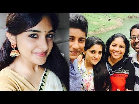 Real-Life: South Indian Actress Niveda Thomas Family