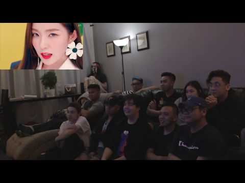 A Group of Koreaboos React to Red Velvet 레드벨벳 'Power Up' MV