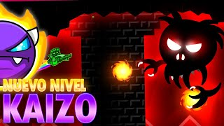 KaIZo (Full level) by IZhar (me) doom gauntlet entry - Geometry Dash 2.1