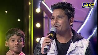 Kamal Khan I Song - Naina I Live Performance at Voice Of Punjab Chhota Champ 2 I Studio-Level-3