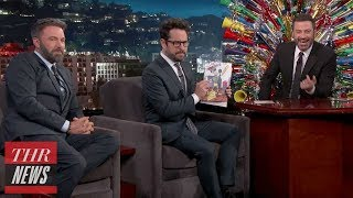 Ben Affleck, George Clooney and More Stars Join Jimmy Kimmel