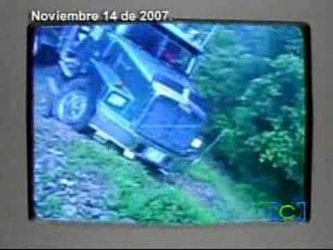 MORTAL ACCIDENTE DE CAMION PUTUMAYO