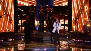 Dez Duron- 'Feeling Good' - The Voice