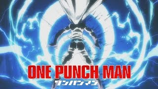 ONE PUNCH MAN - Saitama VS Boros [English FANDUB!]