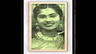 Meena Kapoor - Barbaad Mohabbat Ki Chhoti Si Kahani Hai - Phool Aur Kaante (1948)
