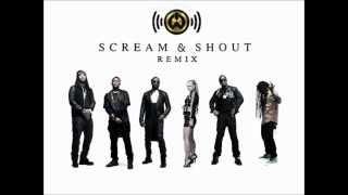 will.i.am & Britney Spears - Scream & Shout (Remix)
