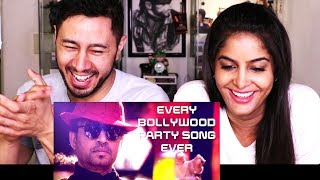 AIB EVERY BOLLYWOOD PARTY SONG feat IRRFAN   Reaction w/ Anisha!