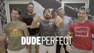 Just Announced! The Dude Perfect Pound It Noggin Tour!